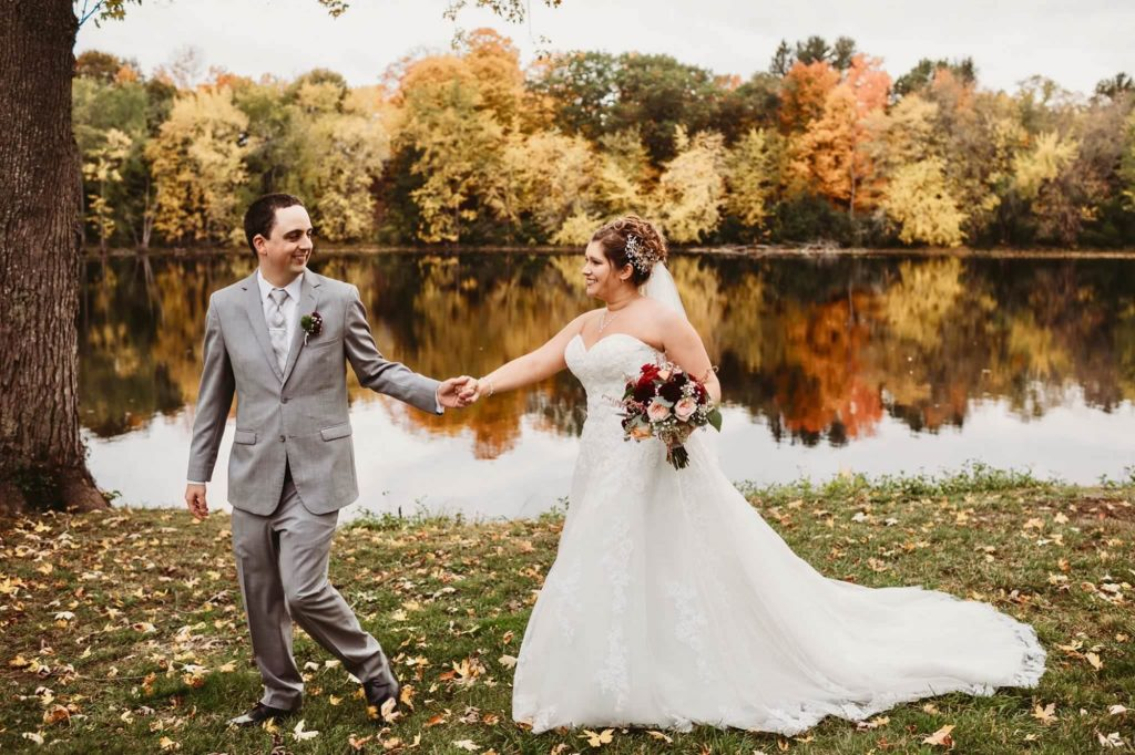 Waterfront | Bangor area wedding venue | Black Bear Inn Orono