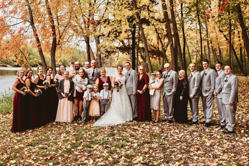 Bridal Party | Maine Weddings | Black Bear Inn Orono