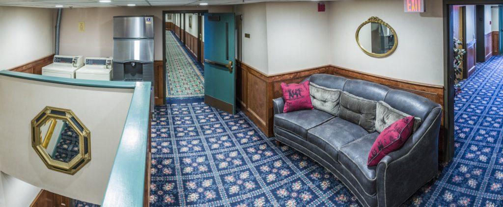 Bangor/Orono room amenities Guest Laundry | Amenities | Black Bear Inn Orono